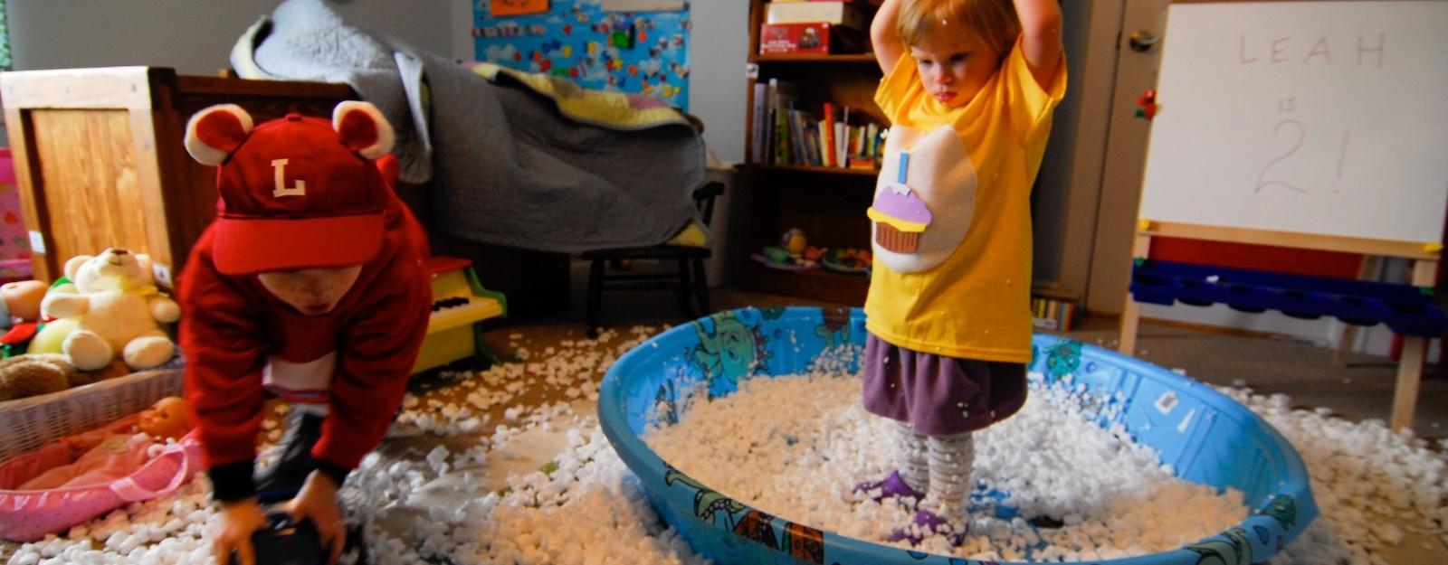 Wie gestalte ich einen Kindergeburtstag?