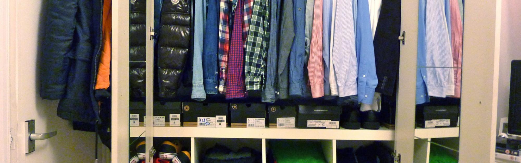 Wie spare ich Zeit beim Ankleiden?