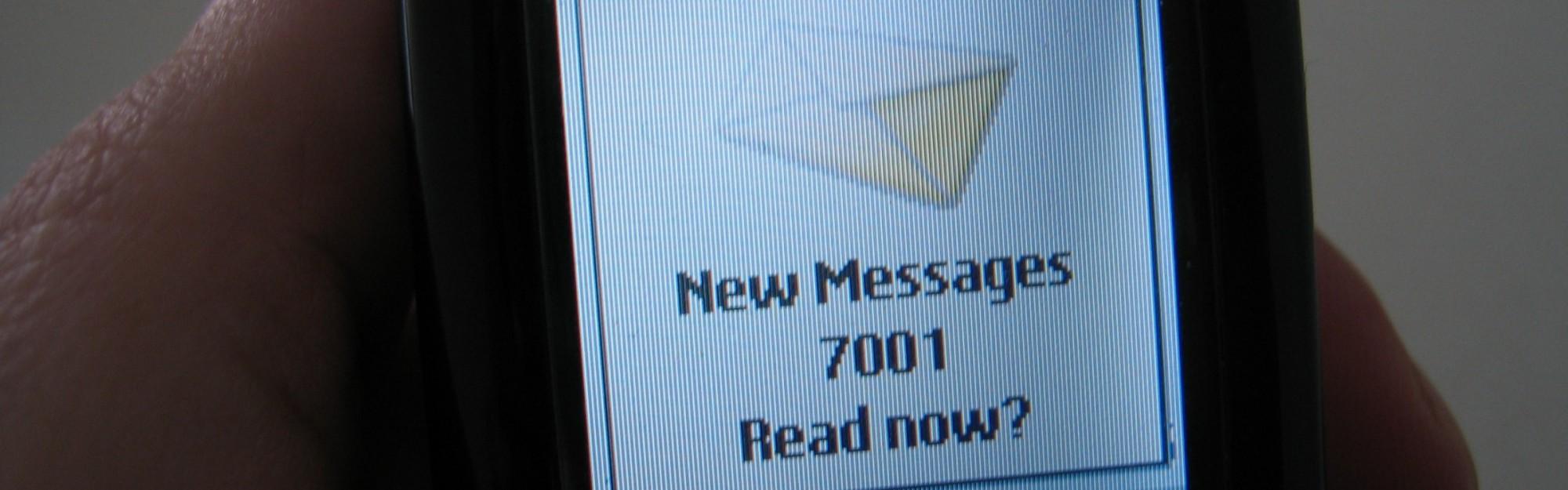 Wie schreibt man kostenlos online eine Sms?