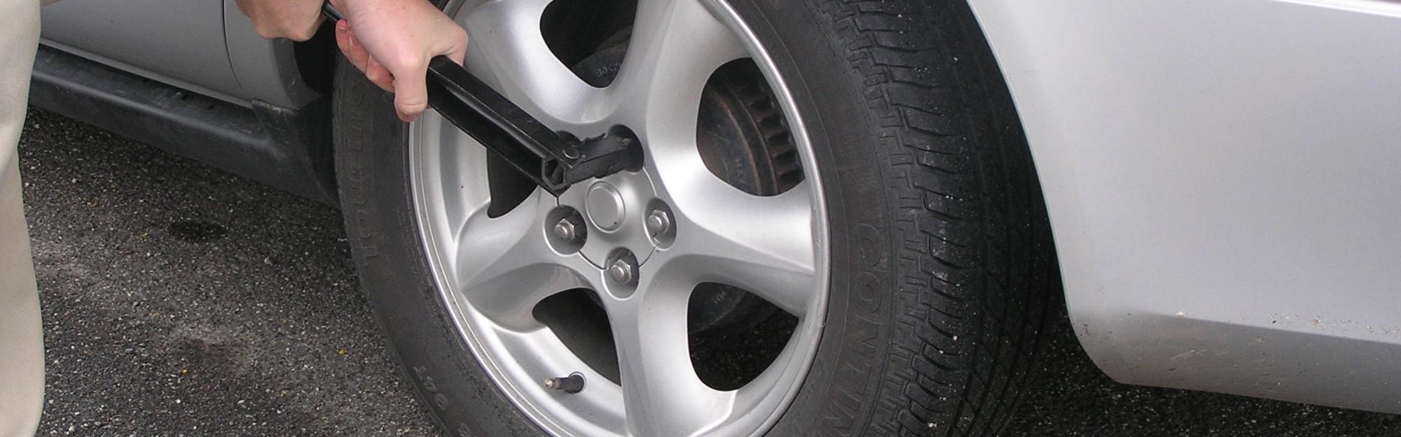 Wie geht ein Reifenwechsel von statten?