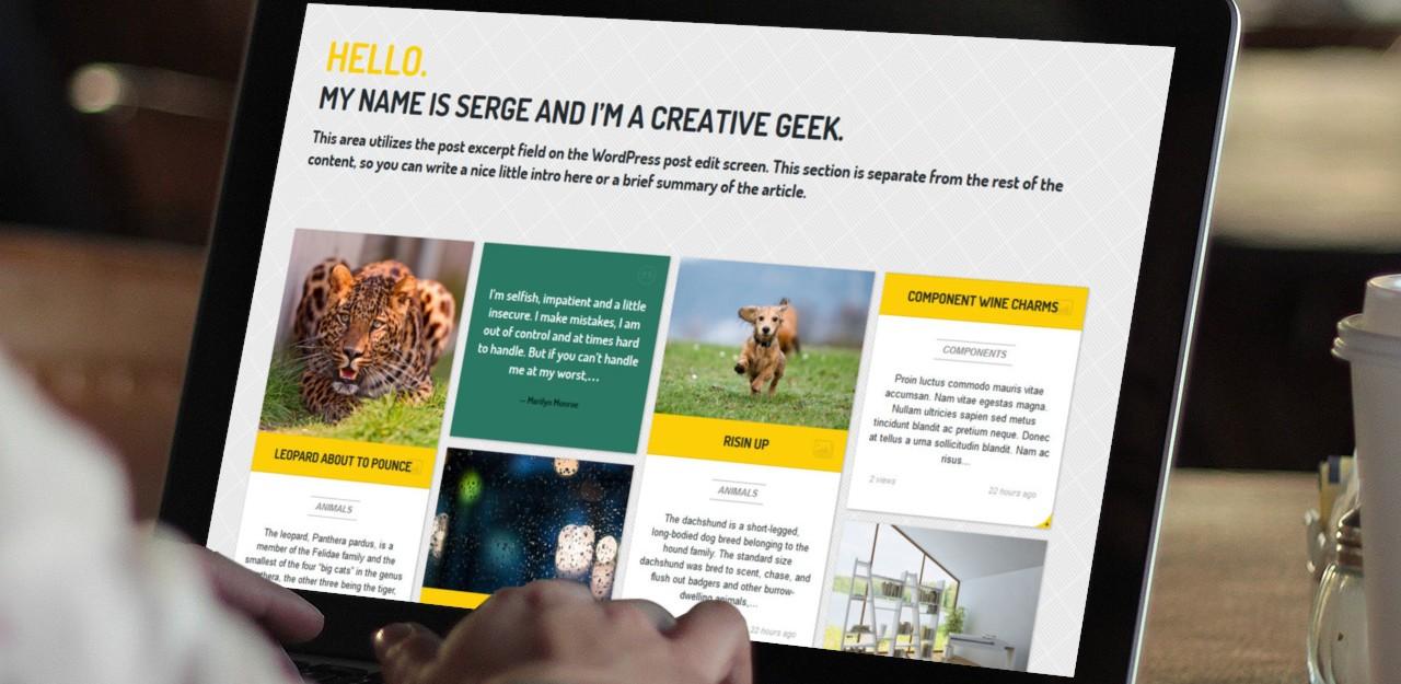 Wie erstelle ich eine eigene Homepage?