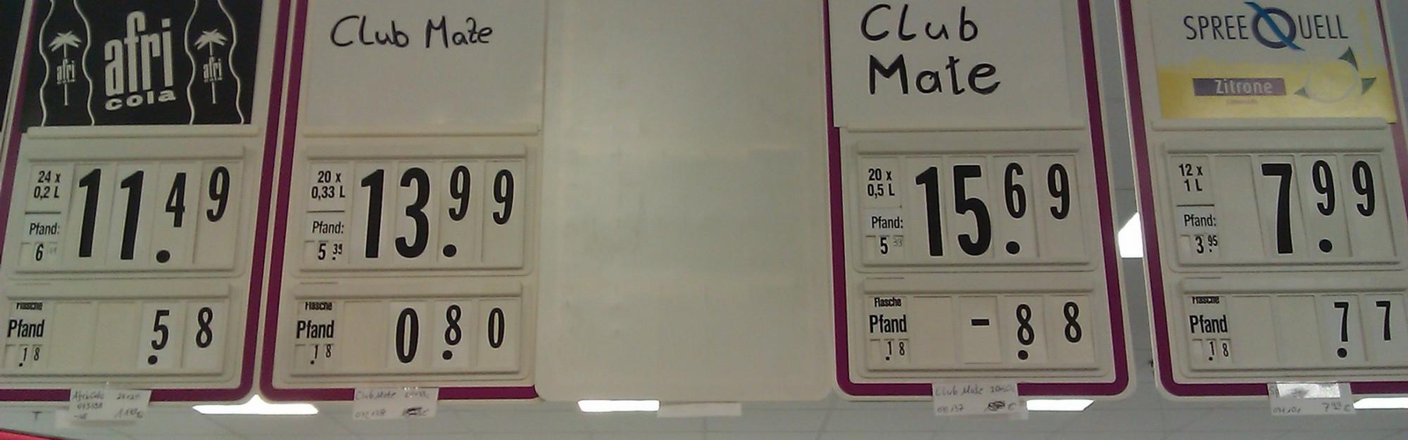Seit wann gibt es Etiketten?