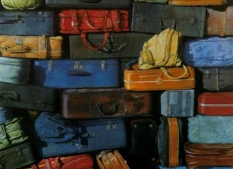 [ T ] Cristóbal Toral  - Colorful Suitcases