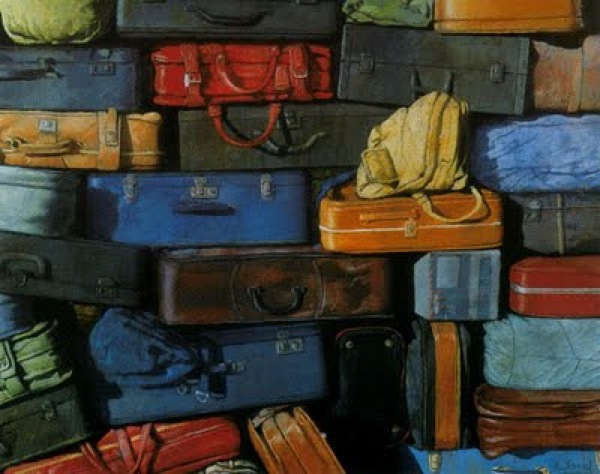 Wie kann ich stilsicher mit dem richtigen Koffer reisen?