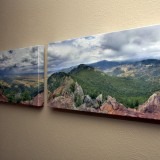 Canvas panorama