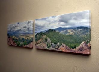 Canvas panorama