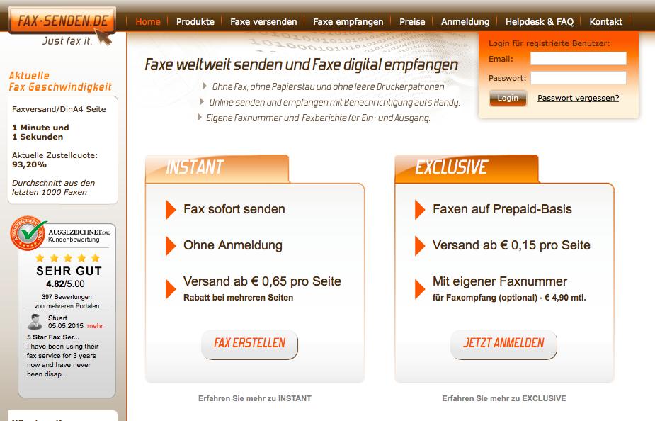 fax-senden.de